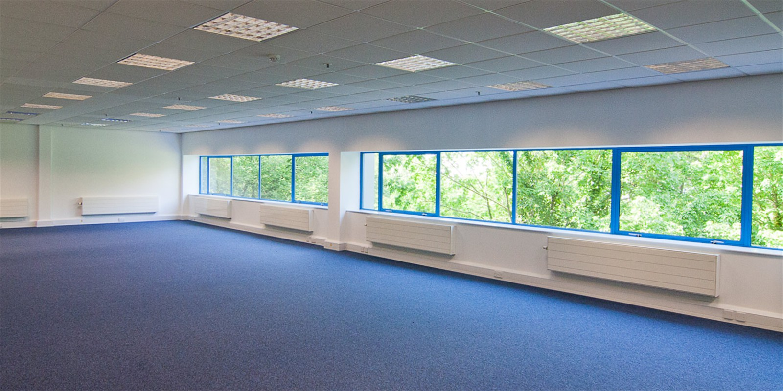 Forelle Estates - Full Office Refurbishment - Southampton