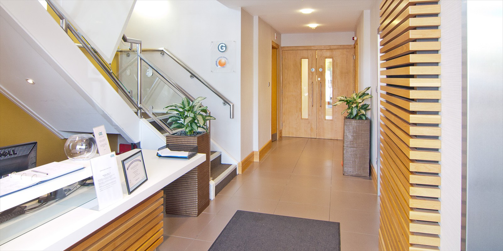 Enterprise House - Office Refurbishment - Southampton