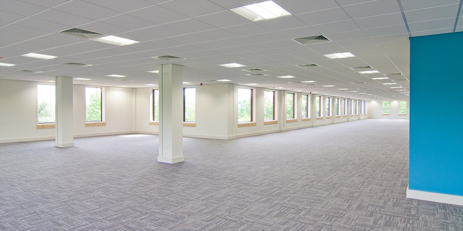 Gateway House - Full Office Refurbishment - Southampton